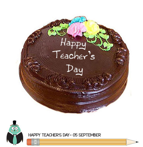 Teacher's special Chocolate Cake - Half Kg