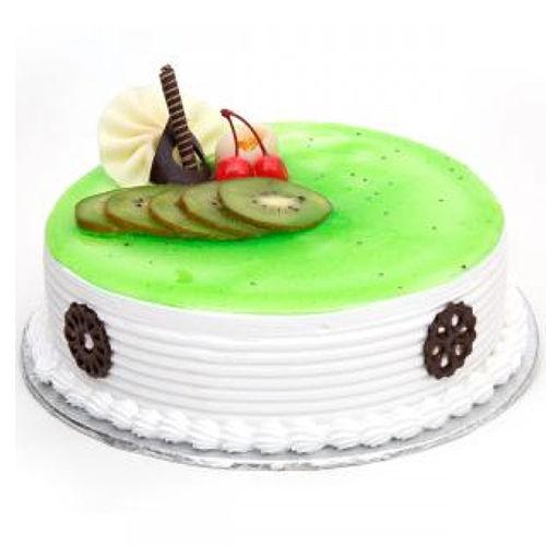 Kiwi Punch Cake - Half Kg