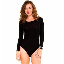 Music Legs Basic Body With Long Sleeves
