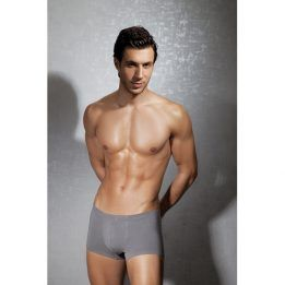 Doreanse Basic men's boxers - grey