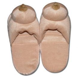 You2Toys Boob Slippers