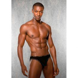 Doreanse Brief Contrast Black