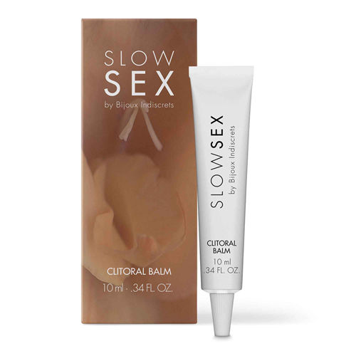 Slow Sex Clitoral Balm - 10 ml