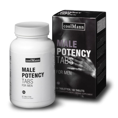 Coolmann CoolMann male potency tabs