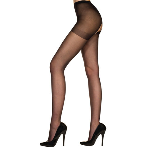 Music Legs Crotchless Tights - Musiclegs
