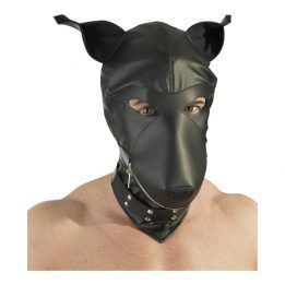 Fetish Collection Dog Hood