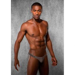 Doreanse Doreanse Men's G-String - Grey