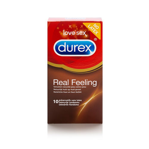 Durex Durex Real Feeling - 10 Pieces