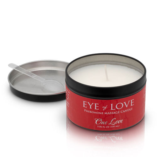 Eye Of Love EOL Massage Candle One Love 150ml