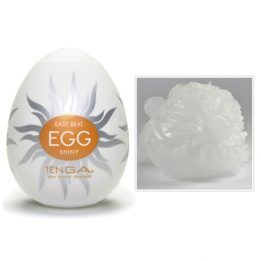 Tenga Egg Crater Shiny