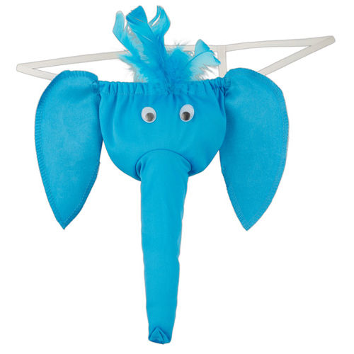 Cottelli Collection Elephant String