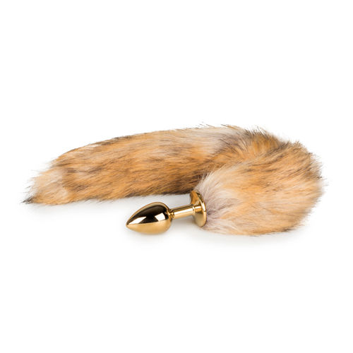 Easytoys Fetish Collection Fox Tail Plug