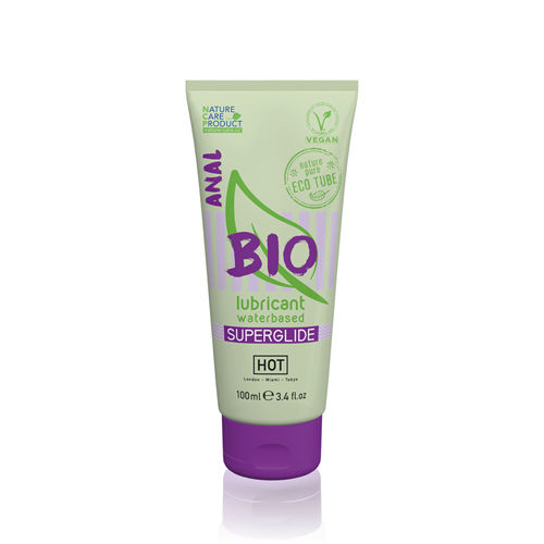HOT Bio HOT BIO Superglide Anal Water-based Lubricant - 100 ml