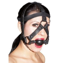 Zado Head harness & gag