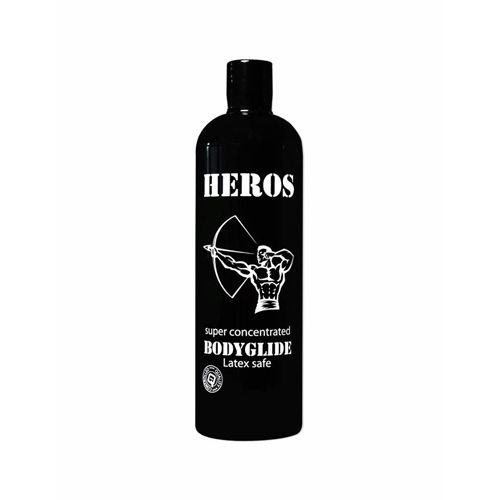 Asha International Heros Siliconen Lube - 250 ml