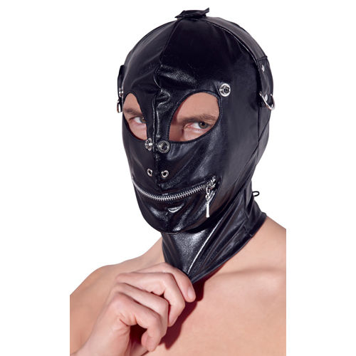 Fetish Collection Imitation Leather Mask