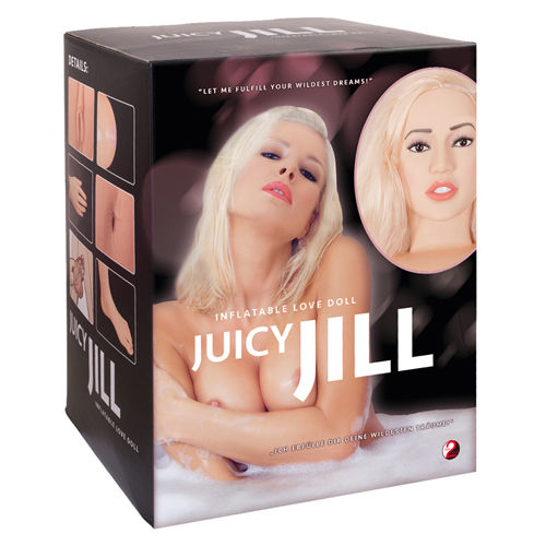 You2Toys Juicy Jill Blonde Inflatable Doll