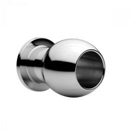 Master Series Large Abyss - Steel Hollow Anal Plug