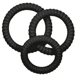You2Toys Lust - 3 Penis rings