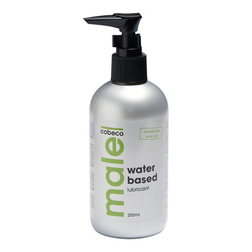 male MALE Cobeco Lubricant Water Based 250ml
