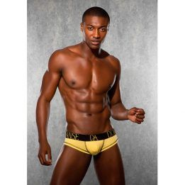 Doreanse Mens Briefs - Yellow