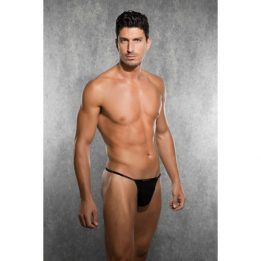 Doreanse Men's Thong - Black