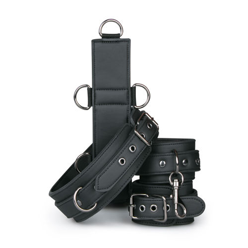 Easytoys Fetish Collection Neck and Wrist Restraint