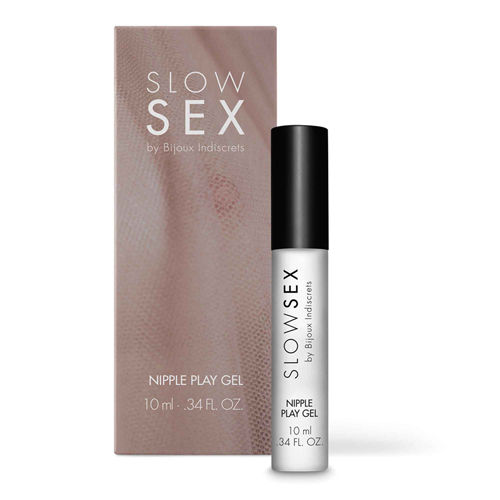 Slow Sex Nipple Play Gel - 10 ml