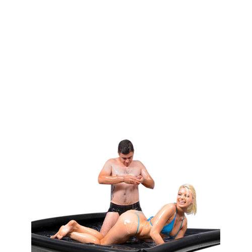 Passion Lubricants Nuru Inflatable Vinyl Massage Sheet