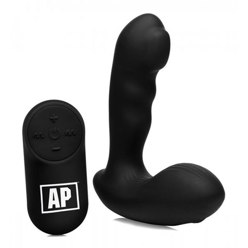 Alpha-Pro P-Milker Prostate Stimulator with Milking Bead