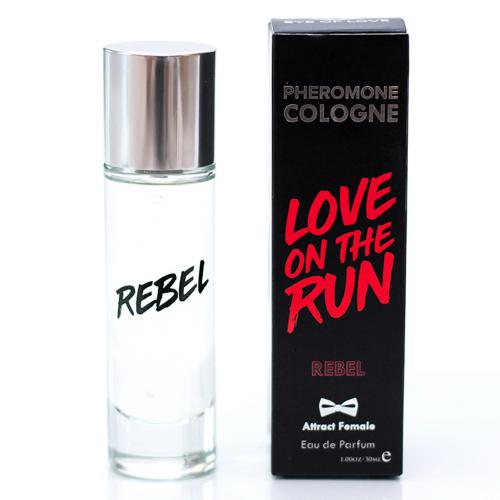 Eye Of Love Rebel Cologne With Pheromones - Male to Female