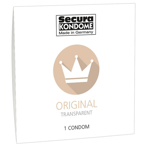 Secura Kondome Secura Original Condom - 1 Condom