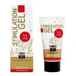 Shiatsu Shiatsu Stimulation Gel - Hot Chili