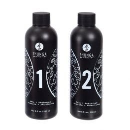 Shunga Shunga - Massage Gel Strawberry & Champagne