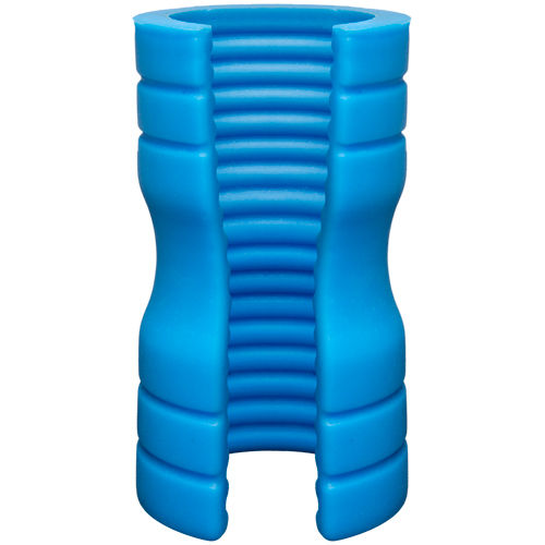 OptiMALE Silicone Stroker - Ribbed