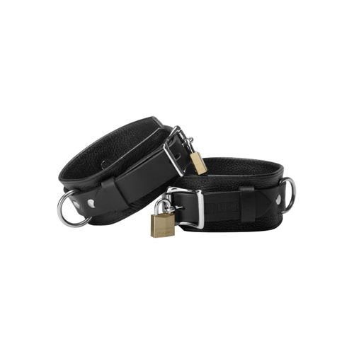 Strict Leather Strict Leather Deluxe Locking Cuffs