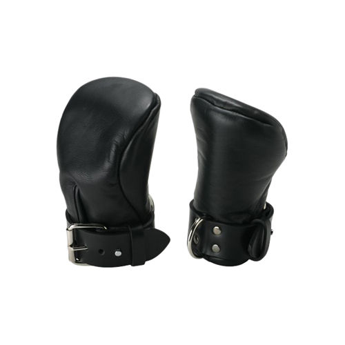 Strict Leather Strict Leather Deluxe Padded Fist Mitts