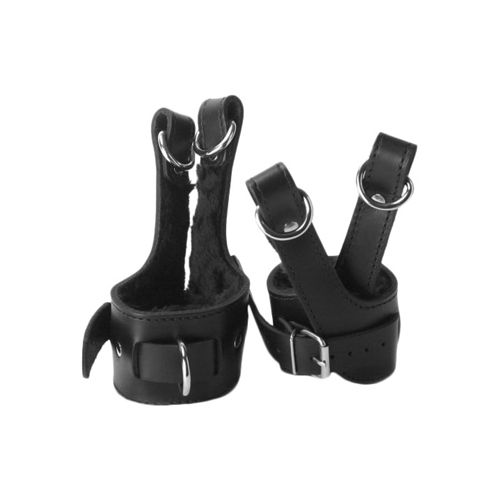 Strict Leather Strict Leather Fleece Lined Suspension Cuffs