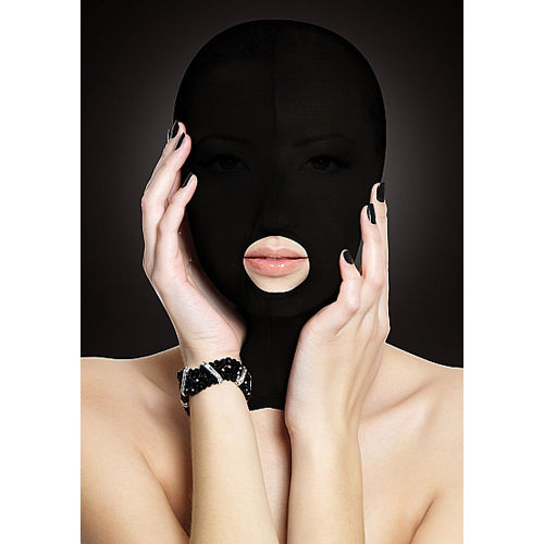 Ouch Subversion Mask Dark - Black