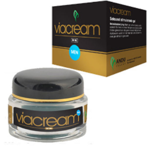 Voedingssupplementen Viacream For Men