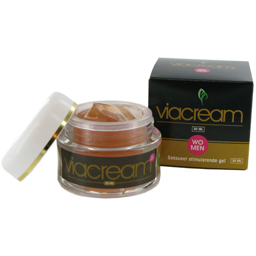 Voedingssupplementen Viacream