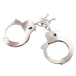 Fifty Shades of Grey You are Mine - Metal Handcuffs