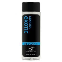 HOT HOT Massage-?l Exotic 100 ml