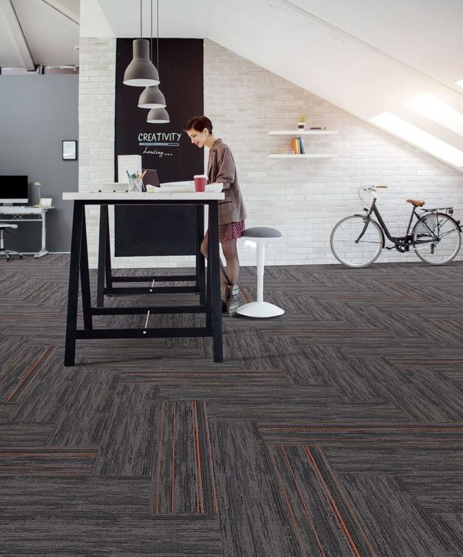 District Commercial Carpet Tiles