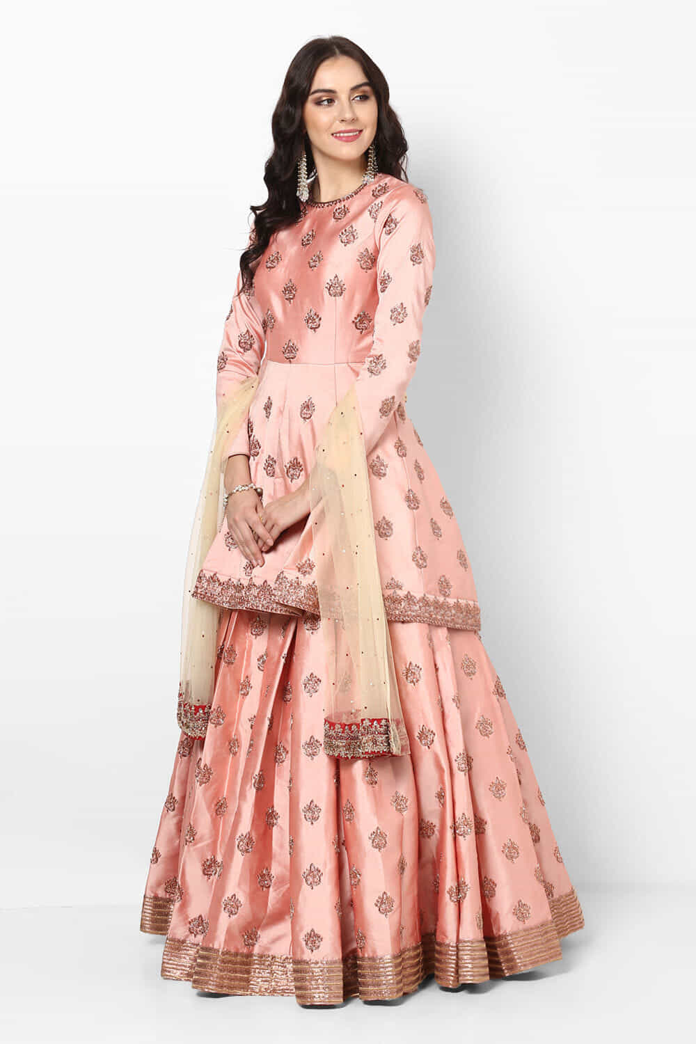 Wedding dress sharara wedding dress decore ideas for How much to clean and preserve a wedding dress