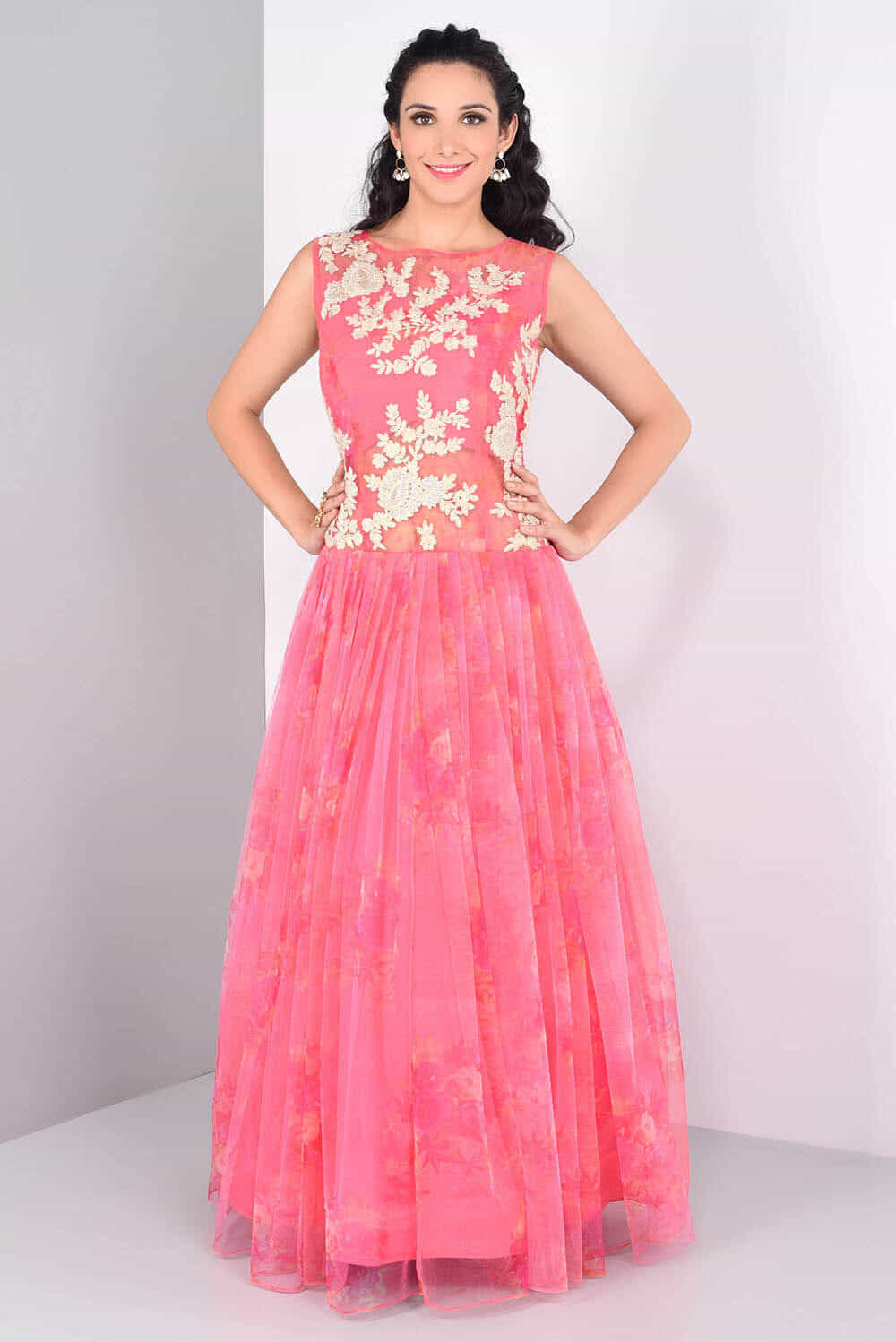 Rent TRUNKLOOM - Cinderella Pink Gown