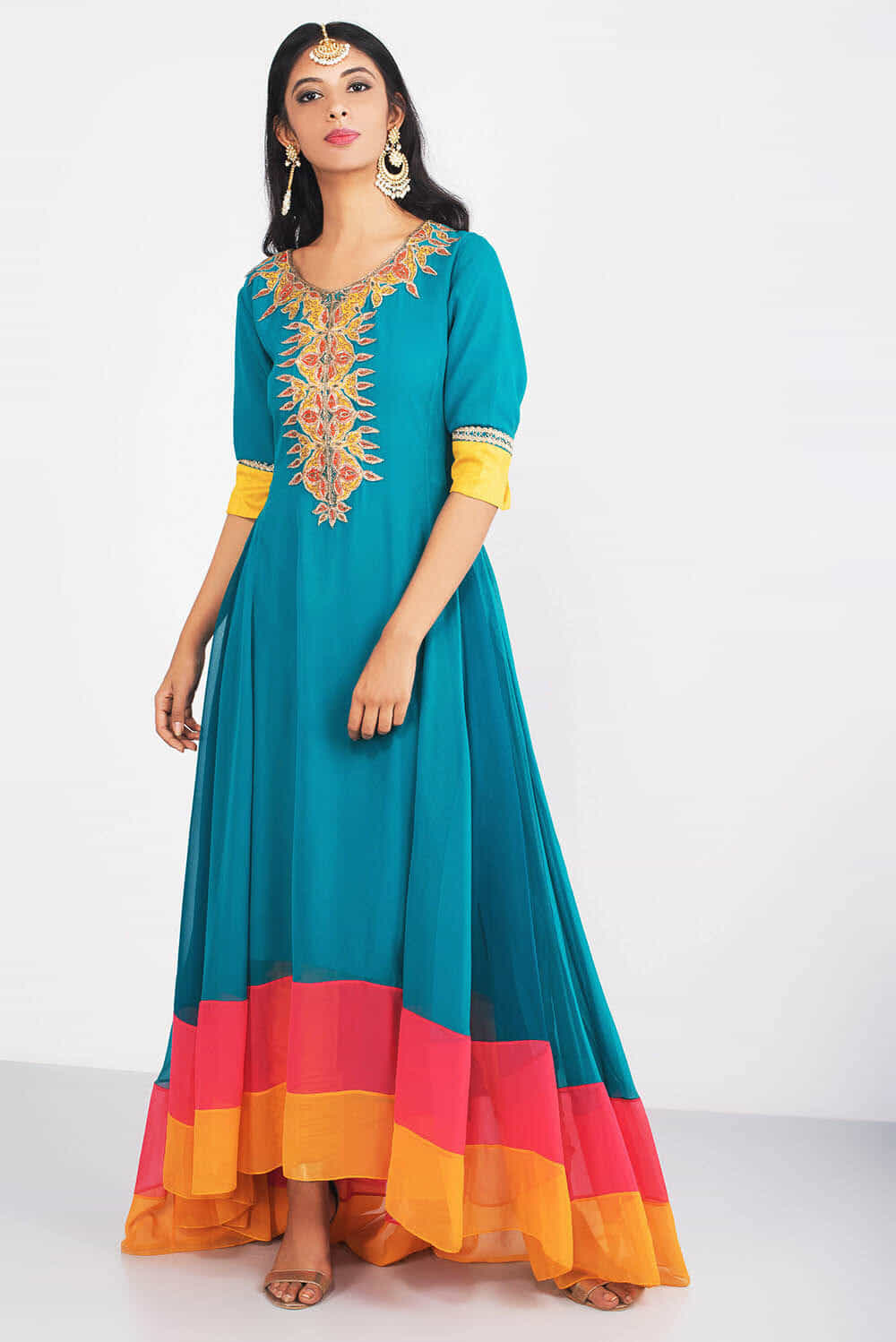 Rent Womens Designer Ethnic Wear for Wedding, Festive Occasion ...