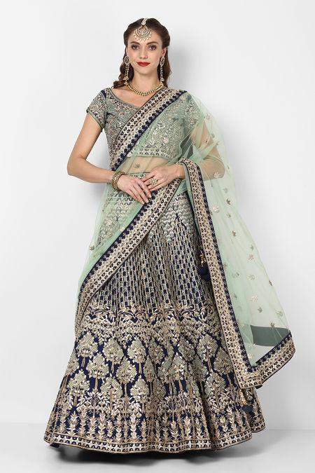 412509caaf Bridal Lehenga for Women - Rent Latest Designer Bridal Lehengas ...