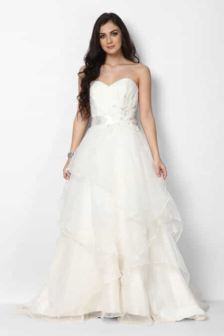 de076efe8370 Rent Christian Wedding Gowns - Catholic Gowns Rental | Flyrobe