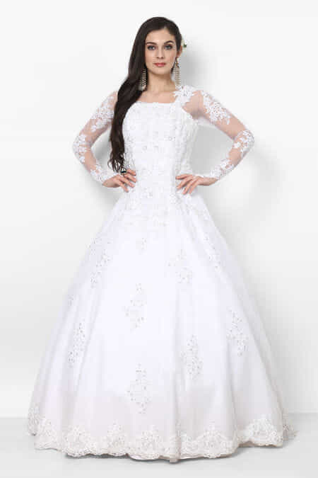 Rent Christian Wedding Gowns - Catholic Gowns Rental | Flyrobe